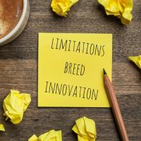 Limitations Breed Innovation
